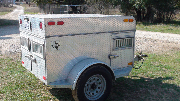 Aluminum Dog Trailer For Sale